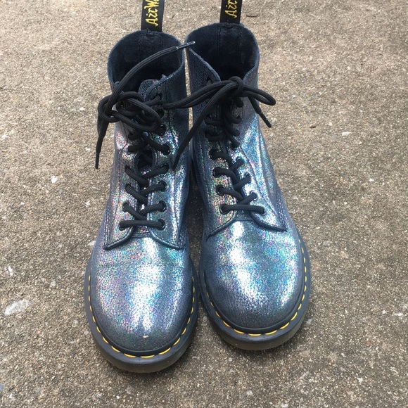 7df2f9462ec2 Dr. Martens Shoes | Dr Martens 1460 Pascal Sparkle Size 8 | Poshmark